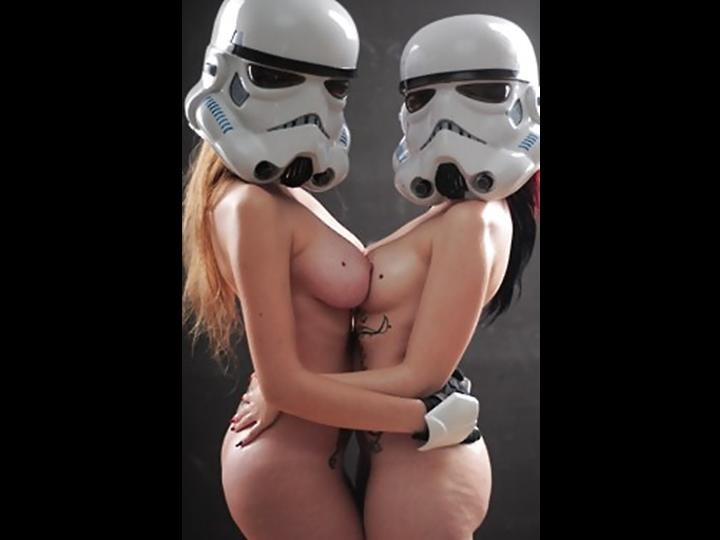 Can Star wars girl nude