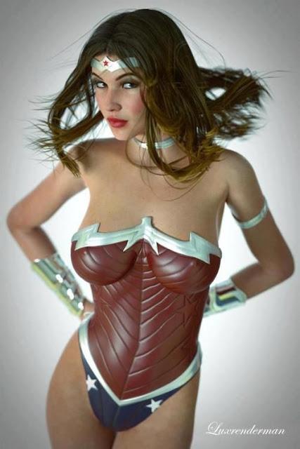 female cosplay Nude